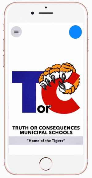 Truth or Consequences Schools App