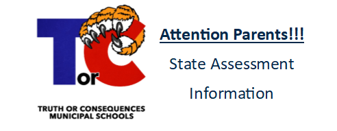 State Assessment Informational Letter